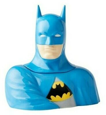 DC Comics Ceramics Batman Cookie Jar Canister #6003736 • 46.27£
