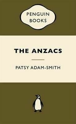 AU15.99 • Buy NEW The Anzacs By Patsy Adam-Smith Paperback Free Shipping