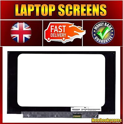 £62.25 • Buy Replacement Hp Compaq 14s 14-df0001na 14'' Laptop Led Hd Screen 30 Pins Panel