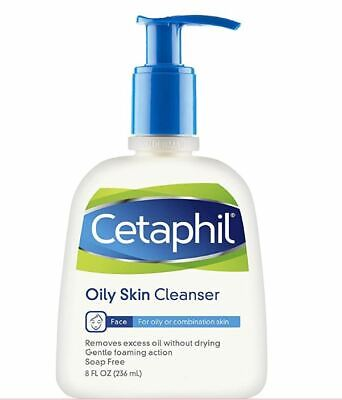 £12.99 • Buy Cetaphil Oily Gentle Skin Cleanser For All Skin Type - 236 Ml