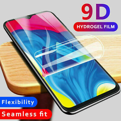 $ CDN3.16 • Buy For SAMSUNG Galaxy NOTE 8 9 10 Plus 20 Ultra TPU Hydrogel FILM Screen Protector