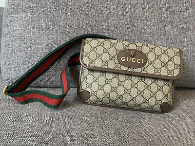 AU900 • Buy Gucci Neo Vintage GG Supreme Belt Bag NEARLY NEW