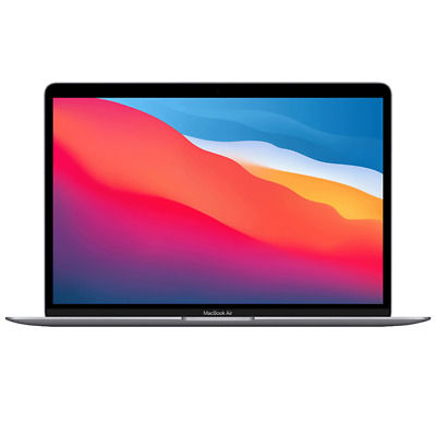 """View Details Apple Macbook Air 13.3"""" M1 Chip 2020 Model 8GB 256GB Space Gray MGN63LL/A • 899.00$"""