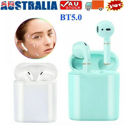 AU17.99 • Buy TWS Headphones Bluetooth 5.0 Wireless Touch Earphone-Ear-pods For IPone Samsung