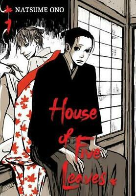 House Of Five Leaves. Vol. 1 By Natsume Ono • 9.59£