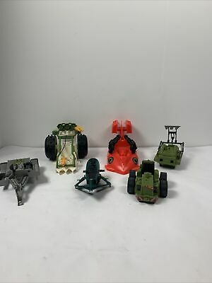 $ CDN28.53 • Buy Vintage 1980's Gi Joe Action Figure Vehicle Lot Sold As Is Incomplete!