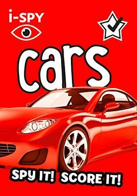 I-SPY Cars: What Can You Spot? (Collins Michelin I-SPY Guides) By I-SPY, NEW Boo • 3.85£