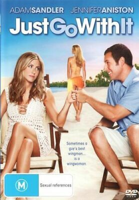 AU15.75 • Buy NEW Just Go With It DVD Free Shipping
