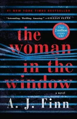 AU28.25 • Buy NEW The Woman In The Window By A.J. Finn Hardcover Free Shipping