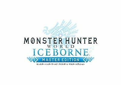 AU276 • Buy PS4 Monster Hunter World IceBorne Master Edition Collector's Package