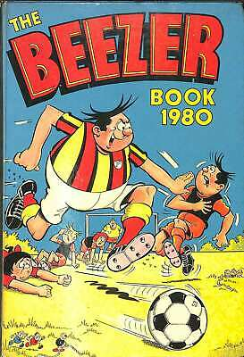 The Beezer Book 1980, D C Thomson, Good Condition Book, ISBN • 2.43£