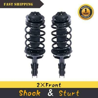 $114.12 • Buy Front Quick Complete Struts & Coil Springs W/Mounts Pair X2 For 03-07 Saturn Ion