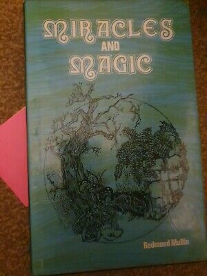 Miracles And Magic - Redmond Mullin, HB/DJ, Saints, Witches, Devils, Occult 1979 • 9£