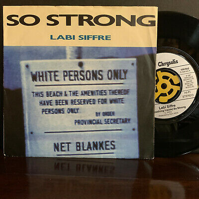 Labi Siffre Something Inside So Strong  7  Record Single Vinyl 45 Excellent • 5.80£