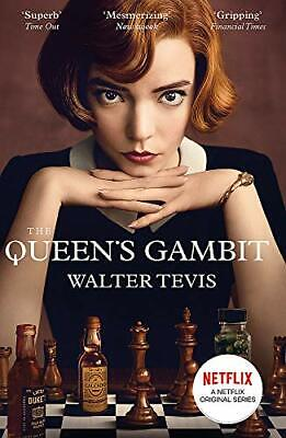 The Queen's Gambit: Now A Major Netflix Drama By Tevis, Walter, NEW Book, FREE & • 7.56£