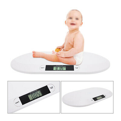 AU14.09 • Buy 20kg Baby Weight Scale Infant Digital LCD Electronic Pet Puppy Tracker Scales