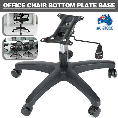 AU72.99 • Buy 70cm Heavy Duty Office Chair Base Swivel Chair Bottom Plate 331lbs Capacity AU