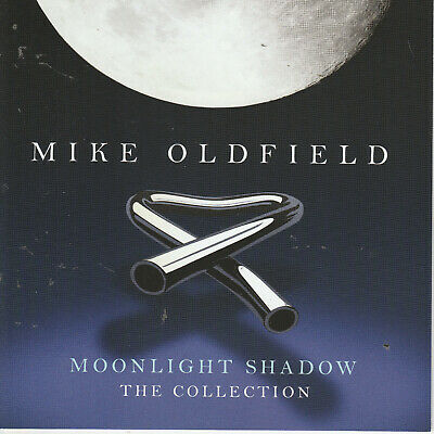 Mike Oldfield   MOONLIGHT SHADOW - THE COLLECTION   Cd • 3.99£