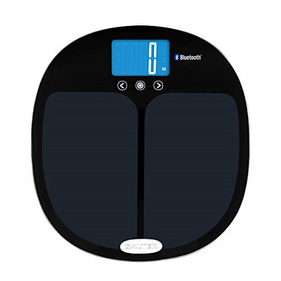 £61.56 • Buy Salter Curve Smart Analyser Digital Bathroom Scales - Bluetooth Scale, Connect +