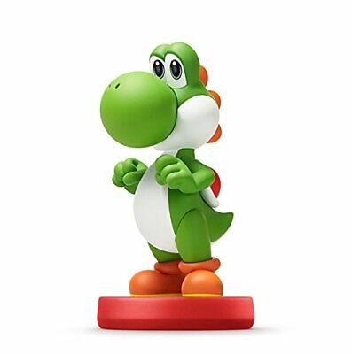 AU145.27 • Buy Amiibo Yoshi Super Mario Series Japan Import Nintendo