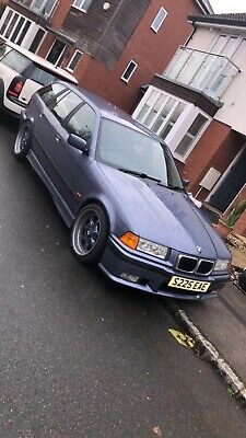 BMW E36 323i Auto Msport Genuine On Logbook Px Swap • 3,500£