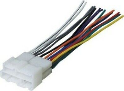 $6.39 • Buy Aftermarket Radio Stereo Installation Install Wire Wiring Harness OEM Plug Cable