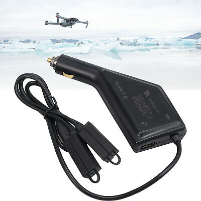 AU32.75 • Buy 3-In-1 Battery Car Charger With USB Port Charging For DJI Mavic AIR Drone AUS