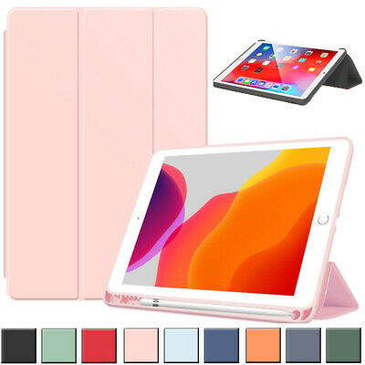 AU18.99 • Buy For Apple IPad Shockproof Smart Leather Flip Stand Case Cover With Pencil Holder