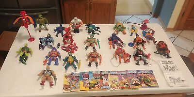 $448.88 • Buy Vintage 1980's He-Man MOTU Figures Lot 22 Different Most With Weapons & Acc