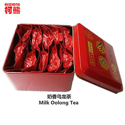 $8.52 • Buy 10 Bags Milk Oolong Tea Great Tieguanyin Green Tea Gift Packing Iron Can Package