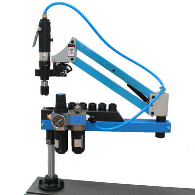 £904.40 • Buy Universal M3 To M16 Pneumatic Tapping Tool 360 ° Air Tapping Drilling Machine