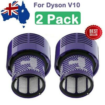 AU19.99 • Buy Genuine For DYSON Filter V10 Cyclone Animal Absolute Total Clean Washable SV12