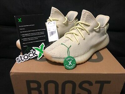 $ CDN424.60 • Buy Authentic Adidas Yeezy Boost 350 V2 'Butter', Size 10.5