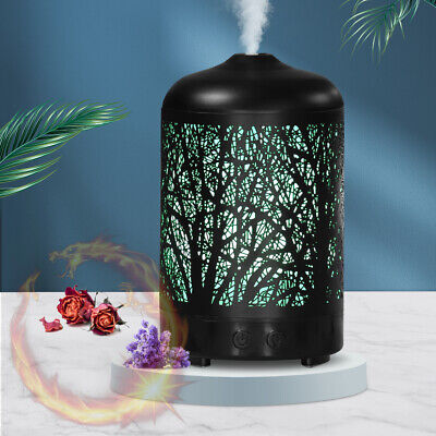 AU36.76 • Buy Aroma Diffuser Aromatherapy Ultrasonic Humidifier Essential Oil Purifier Tree