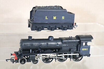 £49.50 • Buy Hornby Re Named Lms Black 4-6-0 Patriot Class Locomotive 5551 Unknown Warrior
