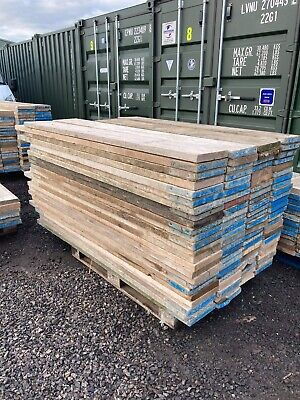 Scaffold Boards, Planks , Timber  • 1£