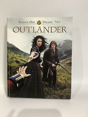 AU25 • Buy OUTLANDER: Season 1 Vol 2 (Blu-ray, 2015, 3-Disc Set)  In Card Cover