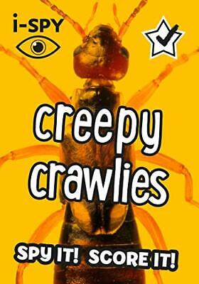 I-SPY Creepy Crawlies: What Can You Spot? (Collins Michelin I-SPY Guides) By I-S • 3.85£