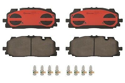 $ CDN97.42 • Buy Brembo Front Ceramic Brake Pad Set For Audi A6 A7 A8 Quattro RS5 S4 S5 SQ5 Q7 Q8