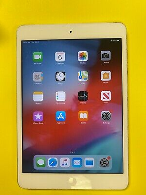 $ CDN165.26 • Buy Apple IPad Mini 2 32 GB Wi-Fi + (Unlocked) 7.9in Silver - Excellent Condition