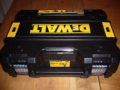 Dewalt  Dcd785 Combi Hammer Drill  Std Tstak Carry Case. ( Case Only ) • 19.99£