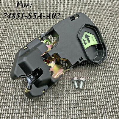 $31.99 • Buy New Trunk Latch Lock Lid Handle Assembly For 74851-S5A-A02 Civic 2001-2005