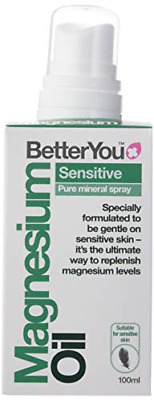 BetterYou Magnesium Oil Spray Sensitive - 100ml • 9.59£