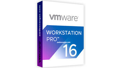 AU26.50 • Buy VMWARE Workstation 16 Pro Life Time Product Key