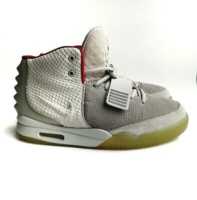$ CDN405 • Buy Nike Air Yeezy 2 Nrg Pure Platinum Pre-owned Size 8