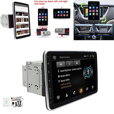 $186.20 • Buy 10.1  Android9.1 Car Stereo MP5 Radio Player 1+16G GPS NAVI WiFi 2 DIN Bluetooth