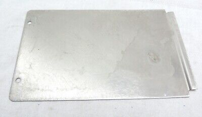$24.99 • Buy Bottom Inspection Cover Midmark Ritter M9 M11 Ultraclave Older Autoclave Parts