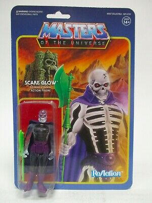 $24.95 • Buy 2019 Exclusive Super 7 Motu Masters Of Universe Clear Scare Glow Reaction Figure