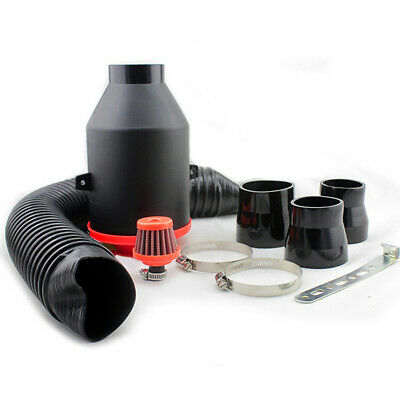 $78.20 • Buy  Air Flow Intake Kit Flexible Hose  +Cold Air Intake Filter &Clamp Accessories