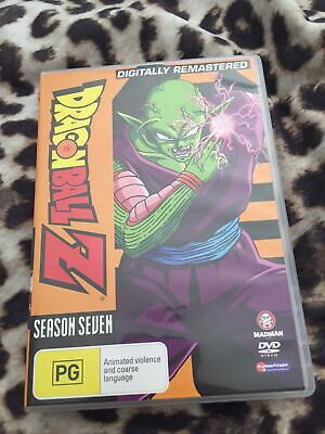 AU5 • Buy Dragon Ball Z : Season 7 DVD
